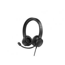 Headset Trust Rydo USB Μαύρο
