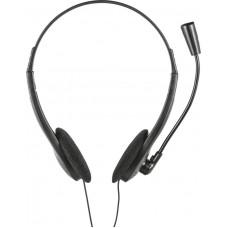 Headset Trust Ziva 21517 Black