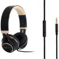 Headset Element HD-670Κ Μαύρο-Χρυσό