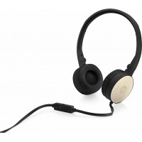 Headset HP H2800 Μαύρο-Χρυσό (2AP94AA#ABB)