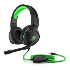 Headset HP Pavilion Gaming 400 Μαύρο-Πράσινο (4BX31AA)