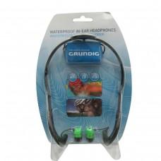 Ακουστικά Grundig 51606 Μαύρο-Πράσινο
