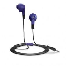 Handsfree Motorola Earbuds ASMLUMRB-MLTI0A Blue