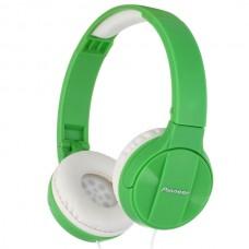 Ακουστικά Pioneer SE-MJ503-G Green