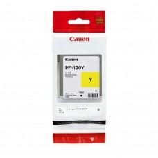 Μελάνι Canon PFI-120Y Yellow