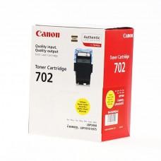 Toner Canon 702 Yellow
