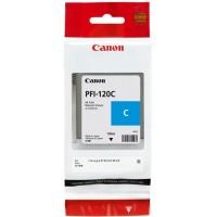 Μελάνι Canon PFI-120C Cyan