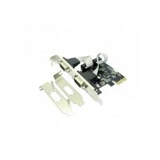 Κάρτα Serial 2 Ports Approx appPCIE2S