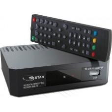 Αποκωδικοποιητής eStar T2 516 HD USB PVR