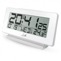 Ρολόι Ψηφιακό-Ξυπνητήρι-Θερμόμετρο Εσωτερικού Χώρου Life ACL-200