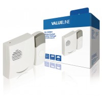 Κουδούνι ValueLine Ασύρματο Και Αδιάβροχο SVL-WDB201