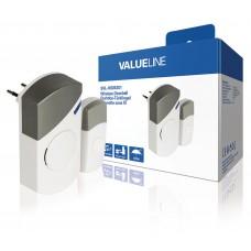Κουδούνι ValueLine Ασύρματο Και Αδιάβροχο SVL-WDB301