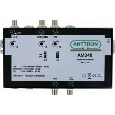 Ενισχυτής Kεντρικής Kεραίας Anttron AM340