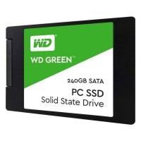 """Σκληρός Δίσκος SSD Western Digital Green 240GB 2.5"""""""