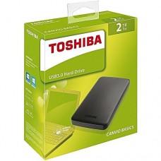 Εξωτερικός Σκληρός Δίσκος Toshiba Canvio Basics 2TB
