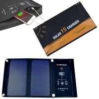 Φορτιστής Ηλιακός USB Invictus SRUSB-15 15W