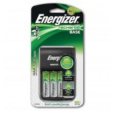 Φορτιστής Μπαταριών Energizer Accurecharge Base + Μπαταρίες Energizer AAx4