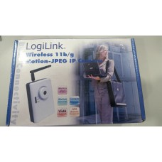 Camera IP LogiLink WC0002B v.2.0 Wireless