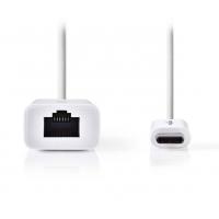 Adaptor Δικτύου USB C 3.1 Nedis CCGP64950WT02