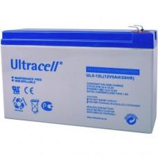 Μπαταρία Μολύβδου Ultracell 12V 5Ah
