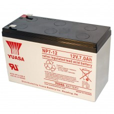 Μπαταρία Μολύβδου Yuasa 12V 7.0Ah