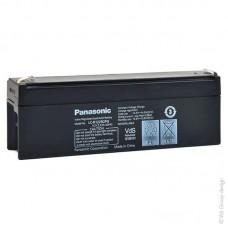 Μπαταρία Μολύβδου Panasonic 12V 2.2Ah