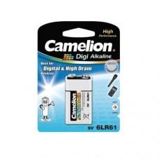 Αλκαλική Μπαταρία Camelion Digi Alkaline 9V