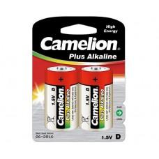 Αλκαλική Μπαταρία Camelion Plus Alkaline D 1.5V