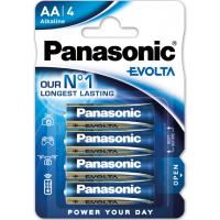 Αλκαλική Μπαταρία Panasonic Evolta AA 1.5V