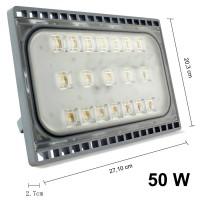 Προβολέας LED 50W C-WY-FLU50W-DW