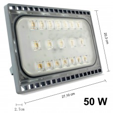 Προβολέας LED 50W C-WY-FLU50W-DW