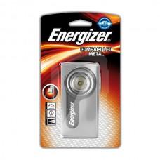 Φακός Energizer Compact Led Metal MCHH211 Γκρι