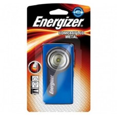Φακός Energizer Compact Led Metal MCHH211 Μπλε