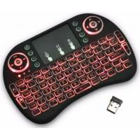 Πληκτρολόγιο Με Mousepad Element KB-750W Mini Wireless Μαύρο