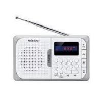 Φορητό Ραδιόφωνο Audioline TR-210 Λευκό