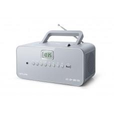 Φορητό Ραδιόφωνο-CD/MP3/Bluetooth/Usb Muse M-28 LG  Γκρι