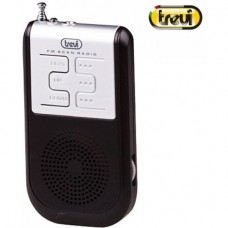Φορητό Ραδιόφωνο Mini Με Φακό Led Trevi RS 733
