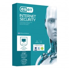 Antivirus Eset NOD32 Internet Security 1-DS 1 Year Box