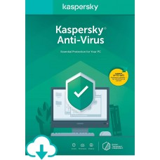 Antivirus Kaspersky 3-DS 1 Year