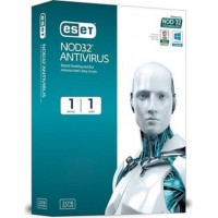 Antivirus Eset Nod32 2016 1-DS 1 Year Box