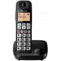 Ασύρματο Τηλέφωνο Panasonic KX-TGE310 Μαύρο