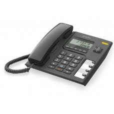 Τηλεφωνική Συσκευή Alcatel T56 Μαύρη