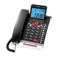 Τηλεφωνική Συσκευή Telco GCE6211T Μαύρη