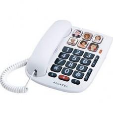 Τηλεφωνική Συσκευή Alcatel TMAX10 Λευκή
