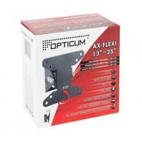 """Βάση Τηλεόρασης Επιτοίχια Opticum AX Flexi 13""""-25"""""""