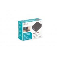 Converter Vga/3.5mm Audio Jack To Hdmi Digitus DS-40131