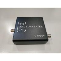 Converter AHD/TVI/CVI/CVBS to HDMI/VGA/CVBS Microlink ML-789