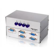 Switch VGA Aculine SW-004 4 Θυρών
